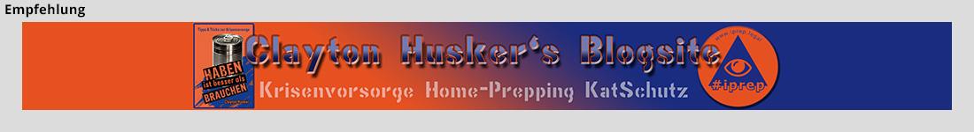 Krisenvorsorge, Home-Prepping, KatSchutz