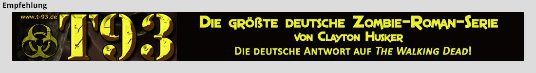 T93 - die größte deutsche Zombie-Roman-Serie